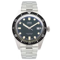 Oris 42mm Automatic new Divers Sixty Five Green