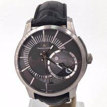 Maurice Lacroix Titanium Automatisch 45mm Pontos Décentrique GMT