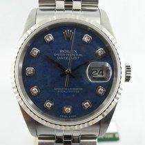 Rolex Datejust Sodalite e brillanti,Sodalite diamond dial