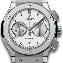 Hublot Classic Fusion Chronograph Titanium Opalin 42 mm