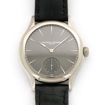 Laurent Ferrier White Gold Galet Micro-Rotor Watch, ref. LF229.01