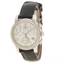 Tissot Mother of Pearl Dial and Diamonds Dressport Women's W