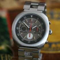 Longines Vintage Conquest Diver Chronograph Valj.726 -...