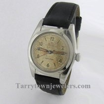 Rolex Bubble Back pre-owned 32mm Steel