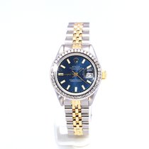 Rolex Lady-Datejust 26mm 6917 18k/SS Diamonds