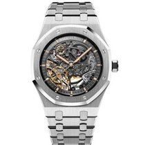 Audemars Piguet Royal Oak Double Balance Wheel Openworked 15407ST.OO.1220ST.01 2018 nouveau