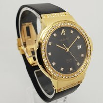 Hublot Classic Yellow gold 36mm Black United Kingdom, Shrewsbury