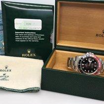 Rolex GMT Master II 16710 Coke Bezel Watch Y Series Sold 2004...