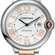 Cartier Ballon Bleu 42mm W6920095 2019 новые