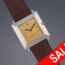 Boucheron 25mm Manual winding 1979 pre-owned Bronze