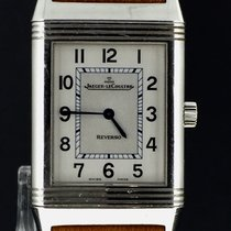 Jaeger-LeCoultre Reverso Classique Steel 23MM With Papers from...