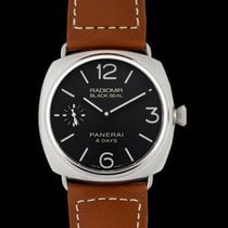 Panerai Radiomir 8 Days PAM00609 New Steel 45mm Manual winding