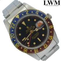Rolex GMT Master 6542 OCC gilt glossy dial Bakelite Bezel 1959