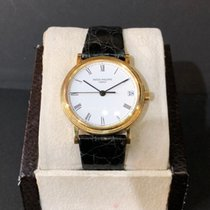 Patek Philippe Calatrava 3802/200 Very good Yellow gold 33mm Automatic