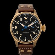 IWC Big Pilot Bronze 46.2mm Black United States of America, California, San Mateo