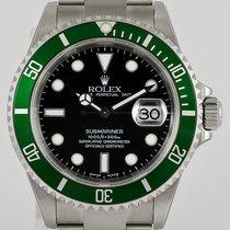 Rolex Submariner Date 16610 LV 2005 neu