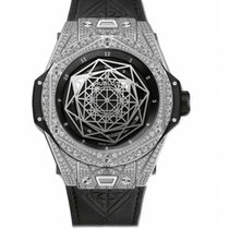 Hublot Big Bang Sang Bleu 465.SS.1117.VR.1704.MXM18 2019 new