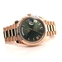 Rolex Day-Date 40 Rose gold United States of America, New York, New York