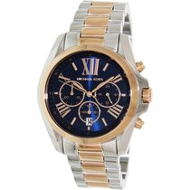 Michael Kors Steel 42mm Quartz MK6389 new