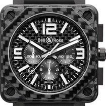 Bell & Ross BR 01-94 Chronographe BR 01-94 Carbon Fiber pre-owned