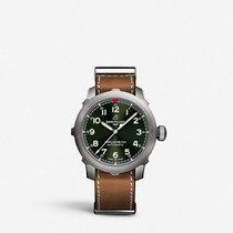 Breitling Titanium Automatic Green Arabic numerals 46mm new Navitimer 8