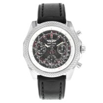 Breitling Bentley B06 Acero 49mm Negro