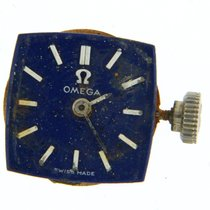 Omega Manual winding pre-owned