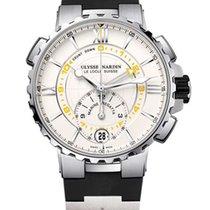 Ulysse Nardin Marine Regatta 1553-155-3/40 new