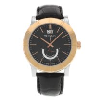 Versace Steel 43mm Automatic pre-owned