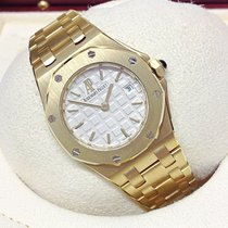 Audemars Piguet Royal Oak Lady Yellow gold 28mm Silver United Kingdom, Wilmslow