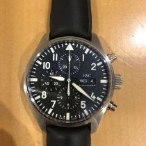 IWC Pilot Chronograph IW377709 2016 rabljen