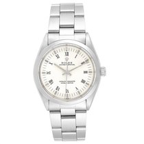 Rolex Oyster Perpetual 34 Steel 34mm White Roman numerals United States of America, Georgia, Atlanta