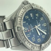 Breitling Steel 41mm Automatic A17345 pre-owned United States of America, Alabama, ANNISTON