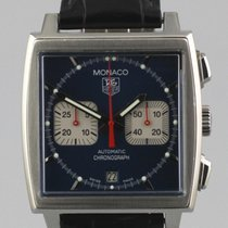 TAG Heuer pre-owned Automatic 38mm Blue Plexiglass 3 ATM