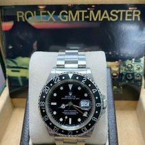 Rolex Steel 1990 GMT-Master 40mm pre-owned United States of America, California, San Diego