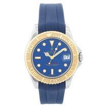 Rolex 168623 Gold/Steel Yacht-Master 35mm pre-owned United States of America, Texas, Dallas