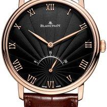Blancpain Villeret Ultra Slim 30 Seconds Retrograde
