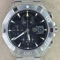TAG Heuer Aquaracer 300M Steel 43,00mm Black No numerals