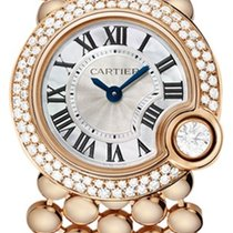 Cartier Ballon Blanc Oro rosado 24mm