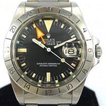 """롤렉스 (Rolex) Explorer II """"Steve McQueen"""" Ref 1655 ..."""