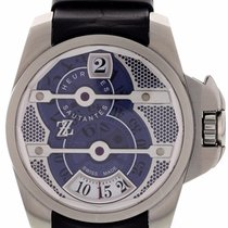 ZZ Tornade Heures Sautantes Limited Edition Watch usados