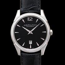 Hamilton Jazzmaster Slim nuevo Automático Reloj con estuche y documentos originales H38615735