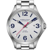 Hamilton Khaki Aviation Steel 42mm White United States of America, New Jersey, Cherry Hill