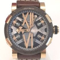 Romain Jerome Steampunk Automatic 46 mm Rosegold PVD Steel