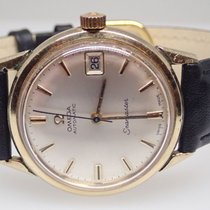 Omega Seamaster 10k Gold Filled Calibre 563 Automatic Mens...