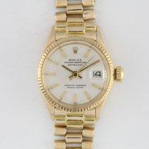 Rolex Ladies Rolex Datejust President 18k Gold 1957 Serviced