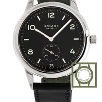 NOMOS Club Automat Datum new 2019 Automatic Watch with original box and original papers 774
