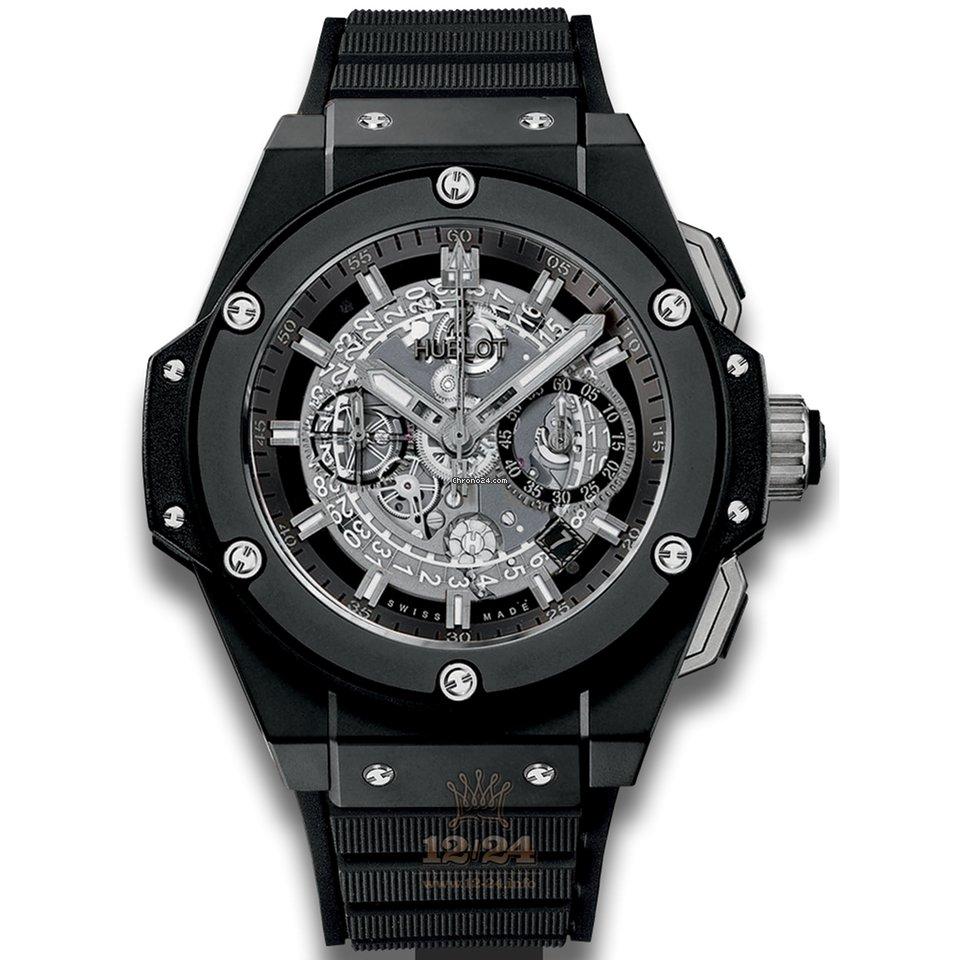 Купить часы hublot big bang king российские мужские наручный часы