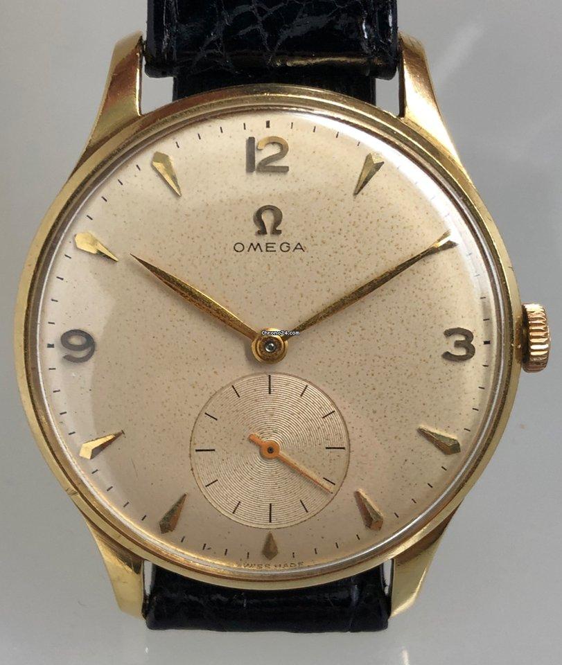 Orologi Omega Oro giallo , Tutti i prezzi di orologi Omega Oro giallo su  Chrono24