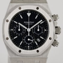 Audemars Piguet 25860 ST Staal 2003 Royal Oak Chronograph 39mm tweedehands